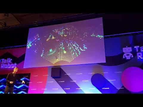 Amazing lidar pictures from Luminar DEMO: The eyes of autonomous cars!