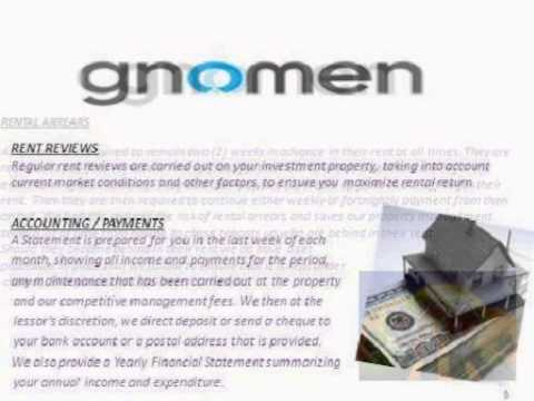 Property Management software by gnomen - YouTube