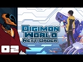 Let's Play Digimon World: Next Order [English] - PS4 Gameplay Part 2 - Sun and Snow