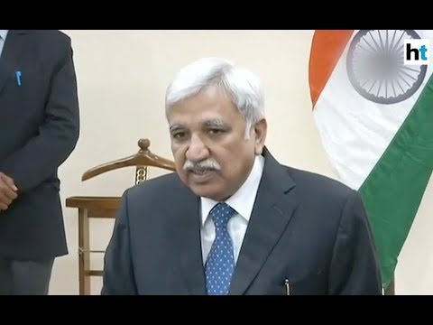 Sunil Arora Takes Charge As New Chief Election Commissioner Of