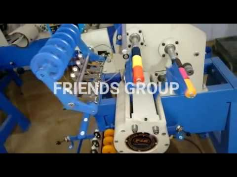 Digital Thread Winding Machine