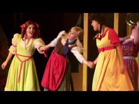 Cinderella und Ehrlich-Brothers in der Friedrich-Ebert-Halle Ludwigshafen