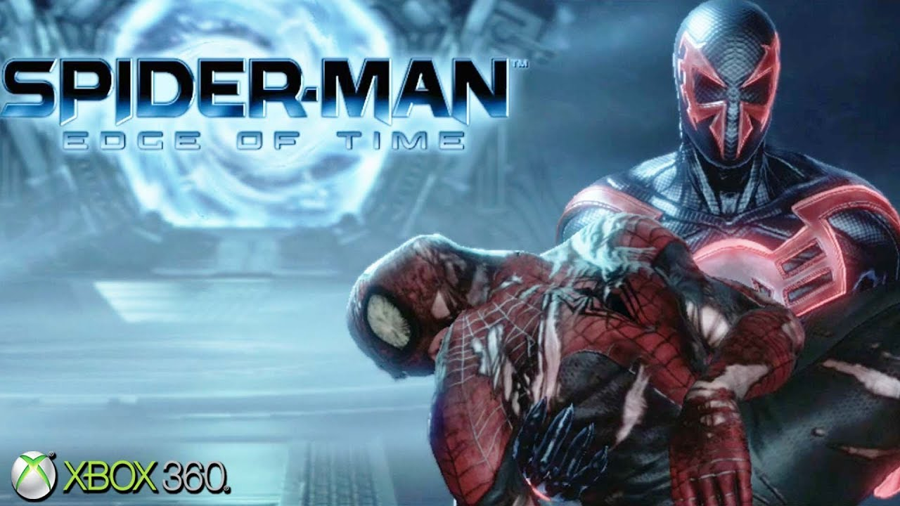 Spider Man Edge Of Time Xbox 360 Ps3 Gameplay 2011