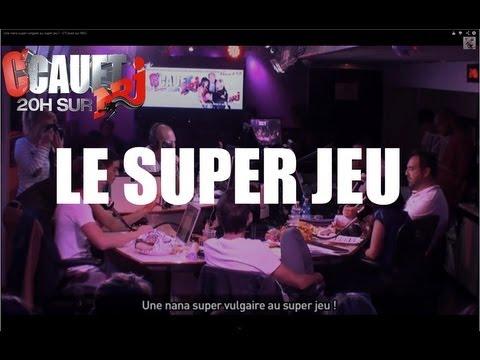 Une Nana Super Vulgaire Au Super Jeu ! - C'Cauet Sur NRJ