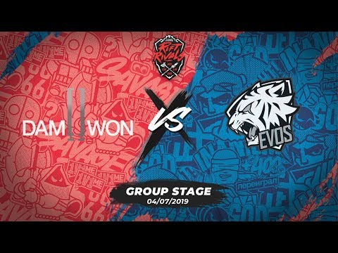 DWG vs EVS [Rift Rivals 2019][04.07.2019][Group Stage]