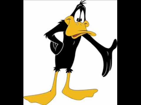 Daffy Duck - All i want for Christmas is more more more