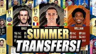 BIGGEST SUMMER TRANSFERS THIS YEAR!!!