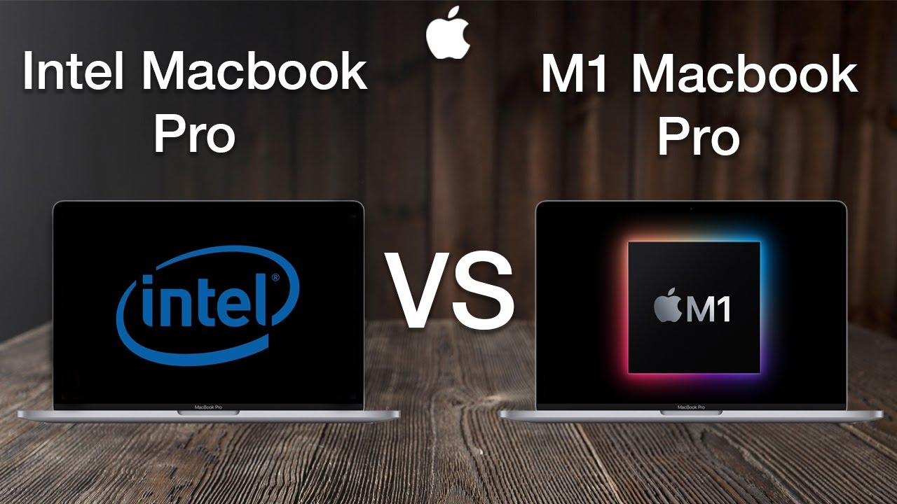 Compared: New Apple Silicon 13-inch MacBook Pro versus Intel 13 ...