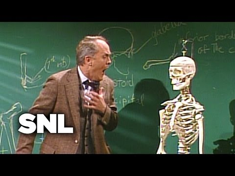 Skeleton - Saturday Night Live