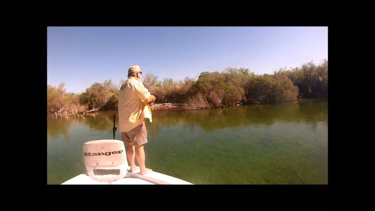 Lake mohave 040413 youtube for Lake mohave fishing report