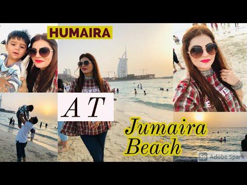 Jumeirah Beach Dubai vlog