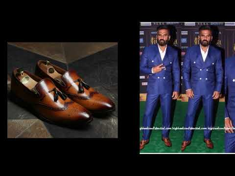 Celebrities Wearing Handcrafted Leather Shoes By BRUNE