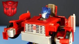 Игрушки Трансформеры 4 Роботы на радиоуправлении. Transformers Prime - autobot Optimus Prime(Выпуск 96: Игрушки Трансформеры 4 Роботы на радиоуправлении. Transformers Prime - autobot Optimus Prime Привет новый выпуск..., 2014-10-14T06:55:25.000Z)