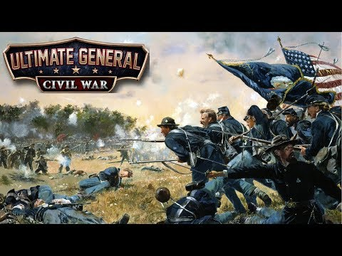 Ultimate General : Civil War #14 - Difendendo Thoroughfare Gap