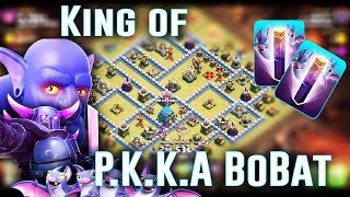 TH12 P.E.K.K.A BOBAT SMASH - Best TH12 Attack Strategy 3 Stars in Clash of Clans