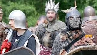 В Чехии воссоздали Битву пяти армий с Хоббита