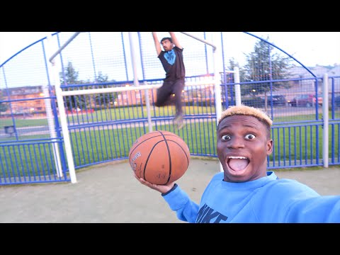 NO WAY! NATHAN LEFT THE CHANNEL!! CRAZY BASKETBALL TRICKSHOTS DUDE PERFECT EDITION!! - DAILY VLOG