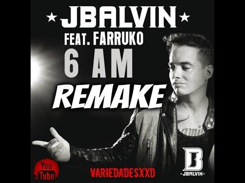 6 Am - J Balvin Ft Farruko | Remake (Instrumental)