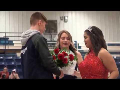 Marlow High School 2020 Wrestling Homecoming