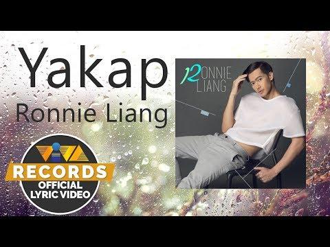 Yakap - Ronnie Liang [Official Lyric Video]