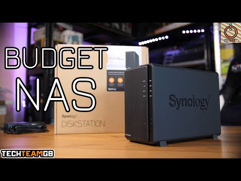 Synology DS218Play Budget NAS Review