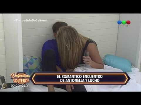 """Lucho y Antonella vivieron una noche muy hot: """"Te voy a reventar hoy"""" - Despedida de Solteros from YouTube · Duration:  1 minutes 53 seconds"""