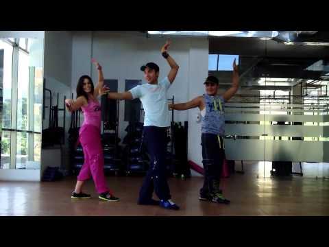 Zumba  (Azis Sen Trope) Honduras Dance Crew