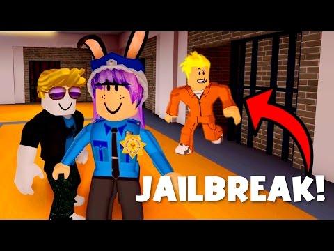 ROBLOX JAILBREAK GAMEPLAY   RADIOJH GAMES & GAMER CHAD