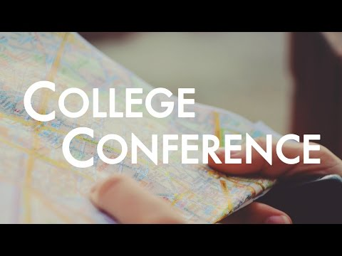 College Conference | Promo Video