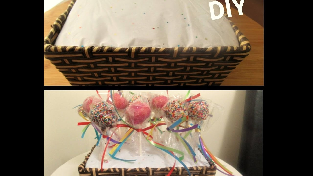 How To Make Cake Pop Stand Diy Under 5 Youtube