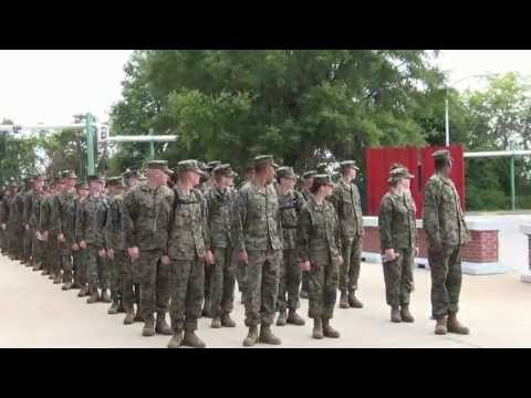 Carvers Bay High School MCJROTC Goes To Parris Island Marine Depot - Abridged