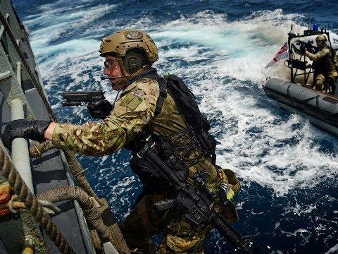 Royal Marine Commandos | The Green Beret | HD