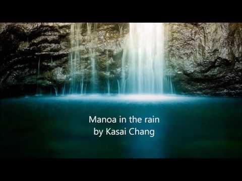 Manoa in the rain (cover)By Naohiko Pu'ukani Kaulana Kasai