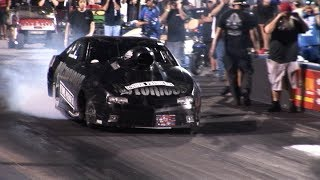 Keith Haney's NOTORIOUS CAMARO - Midwest Pro Mod Series Finals