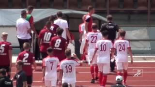 FC Augsburg II  - 1 FC Nürnberg II  (Regionalliga Bayern 16/17, 1. Spieltag)