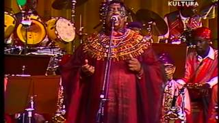 Sun Ra Arkestra Jazz Jamboree Warsaw, Poland, 22nd October 1987