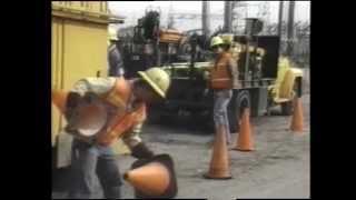 Line Worker Career Development, c. 1985