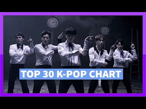 K-VILLE'S [TOP 30] K-POP SONGS CHART - JULY 2016 (WEEK 3) from YouTube · Duration:  12 minutes 3 seconds