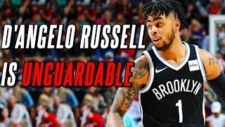 How D\'Angelo Russell Is Becoming One Of The Best Scorers In The NBA