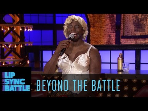 Thumbnail: Beyond the Battle: Taye Diggs on his Lip Sync Battle Victory