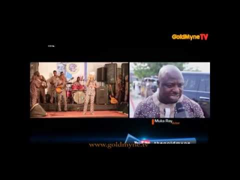 GOLDMYNETV: YORUBA ACTOR, TAIWO HASSAN OGOGO LAUNCHES ALBUM WITH K1