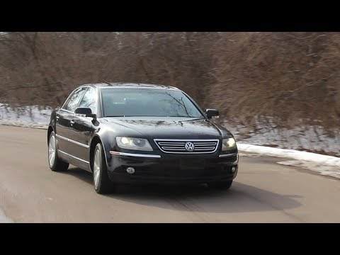 What It's Like To Own A VW Phaeton!