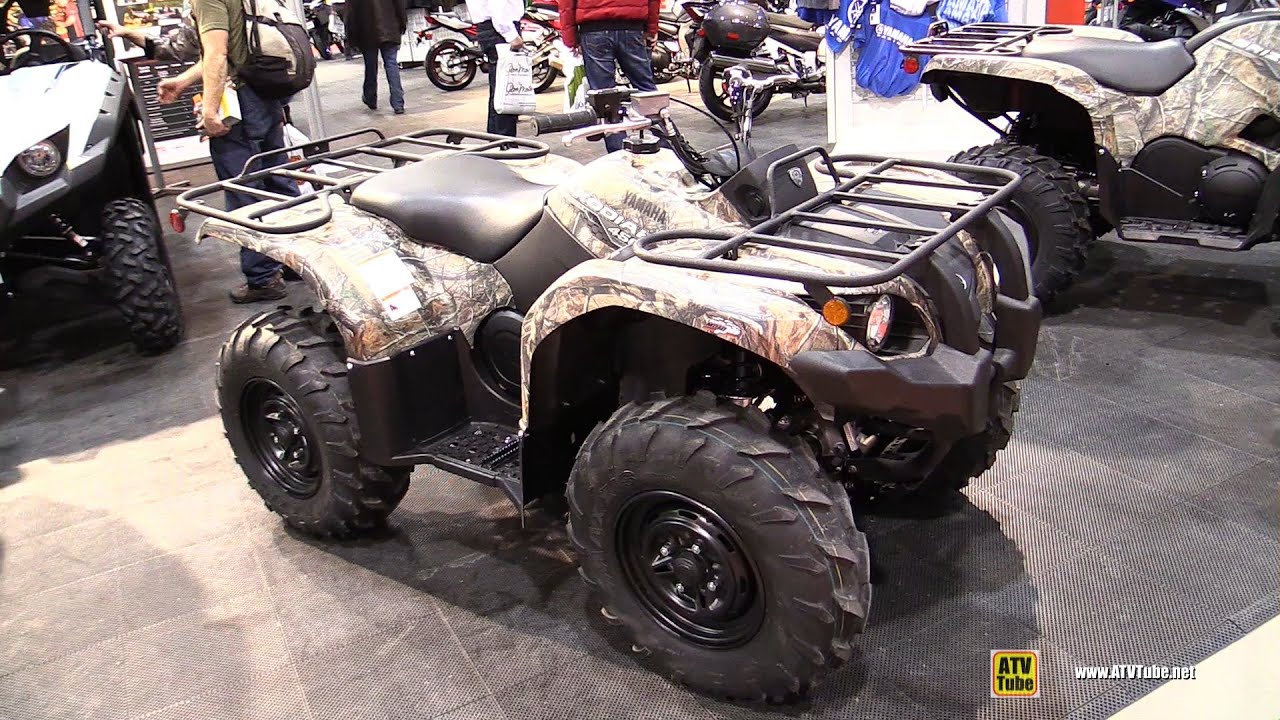 quad yamaha kodiak 450 irs 4×4
