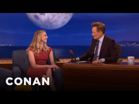 "Natalie Dormer On ""Game Of Thrones"" Season 5  - CONAN on TBS"