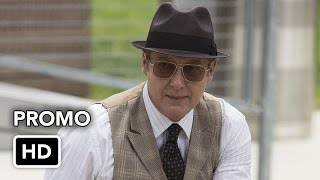 "The Blacklist 2x02 Promo ""Monarch Douglas Bank"" (HD)"