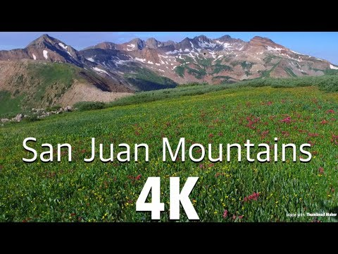 Summits of the San Juans (4K)