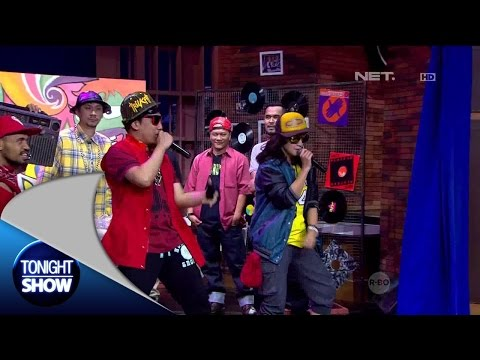 Rap Battle Iwa K & Sweet Martabak VS Desta, Hesti & Epe - Tonight's Challenge