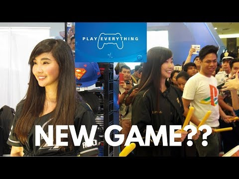 I played a new game with Alodia Gosiengfiao?? // Playstation roadshow 2017 PH