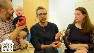 An American Surrogacy Story:  Dads Jeff and José Carlos, Baby Petra and Surrogate Autumn