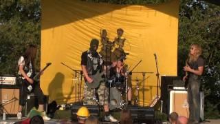 REGRESSIVE- Beer sluts rock n roll (Suvirintojai.Pedziai Kedainiu raj. 2011.08.27)-2